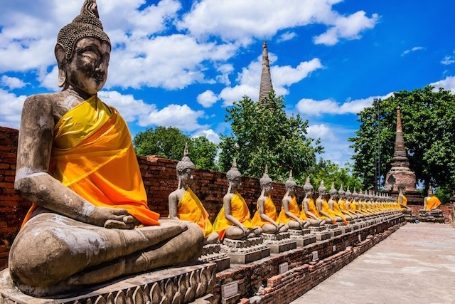 Thái-lan dự kiến đón 41 triệu lượt khách du lịch vào năm 2019