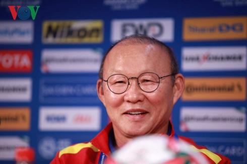 Thầy Park theo sát U22, trực tiếp tuyển quân đá vòng loại U23 châu Á
