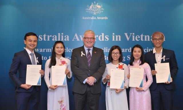 Học bổng Chính phủ Australia 2019