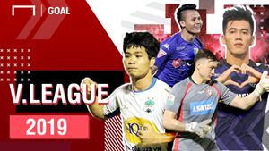 V.League: Chuyển động ấn tượng trong mùa giải mới