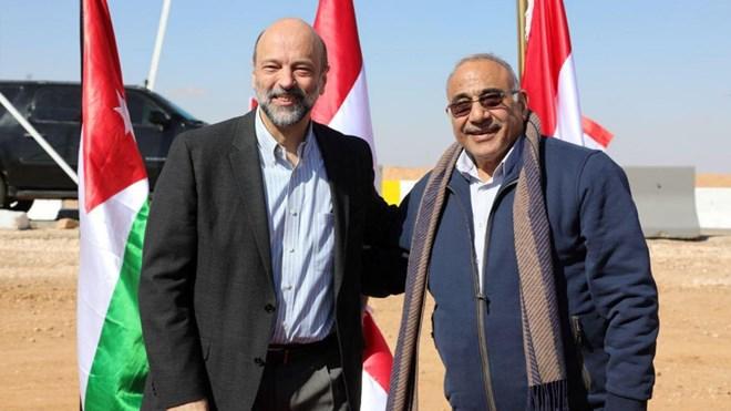 Iraq và Jordan mở cửa lại cửa khẩu, tăng cường quan hệ