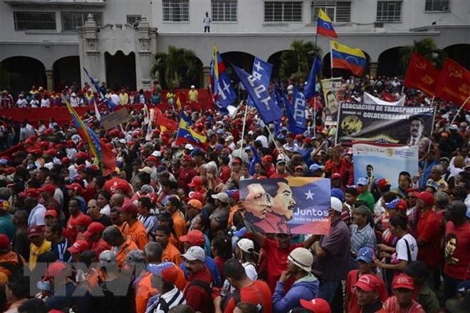 Ngoại trưởng Venezuela kêu gọi người dân đoàn kết để bảo vệ tổ quốc