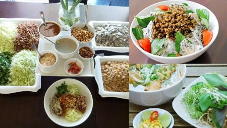 Món ngon xứ Huế: Đậm đà cay, ngọt, mặn, chát, chua!