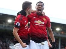 Premier League: M.U leo lên tốp 4, Liverpool đòi lại ngôi đầu