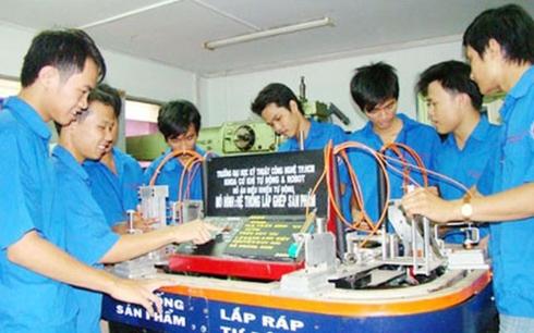 Đầu tư thiết bị giảng dạy 4.0 - xu hướng tất yếu của trường nghề