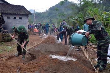 Sau 40 năm chiến tranh biên giới: Tràng Định vững vàng trên chặng đường mới