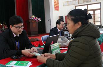 Ngân hàng Chính sách Xã hội huyện Văn Quan: Góp phần giảm nghèo