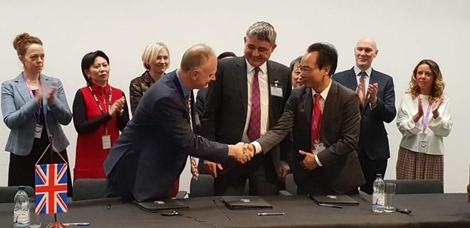Cambridge International hợp tác với 4 trường đại học tại Việt Nam