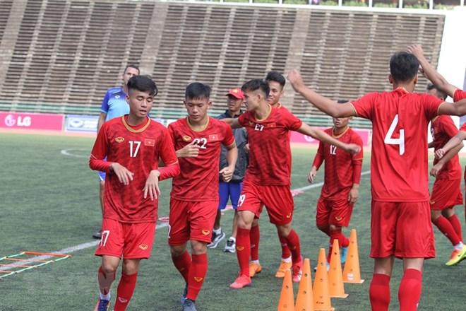 Lịch thi đấu và trực tiếp U22 Việt Nam tại giải U22 Đông Nam Á