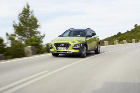 Hyundai sẽ giới thiệu mẫu crossover cỡ nhỏ tại New York Auto Show