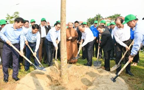 Thủ tướng mong muốn mỗi nhà ở Hà Nội trồng cây xanh, hoa, cây cảnh