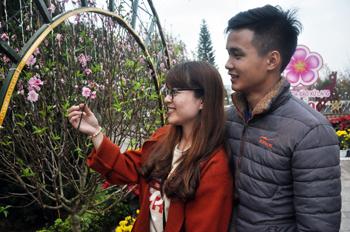 Dư âm Lễ hội hoa Đào xứ Lạng