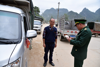 Đồn Biên phòng Pò Mã: Giữ vững an ninh trật tự khu vực biên giới
