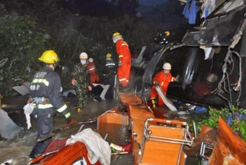 Bolivia: Xe buýt va chạm xe tải, ít nhất 24 người thiệt mạng