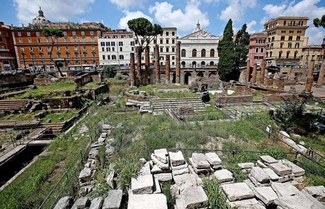 Cơ hội 'mục sở thị' nơi Hoàng đế La Mã Caesar bị sát hại