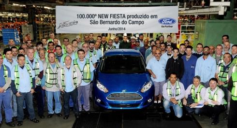 Ford quyết định ngừng kinh doanh xe tải thương mại tại Nam Mỹ