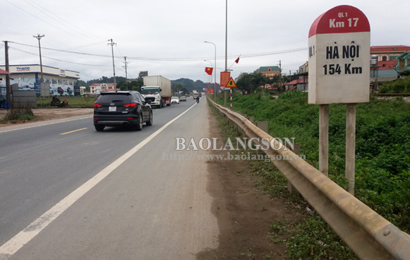 Đảm bảo trật tự an toàn giao thông trên Quốc lộ 1A phục vụ nhiệm vụ chính trị từ 24 - 28/2/2019