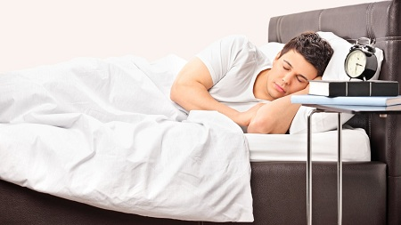 Đồng hồ xung điện từ có thể kiểm soát giấc ngủ