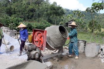 Xây dựng nông thôn mới ở xã đặc biệt khó khăn: Cách làm ở Bình Gia