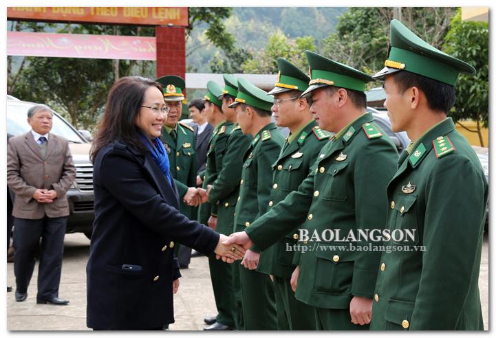 Phát huy sức mạnh toàn dân quản lý, bảo vệ biên giới quốc gia, đáp ứng  yêu cầu nhiệm vụ trong tình hình mới