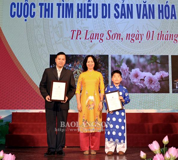 1.568 bài dự thi tìm hiểu di sản văn hoá thành phố Lạng Sơn