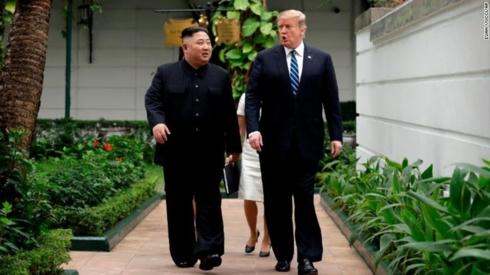 """Không thỏa thuận nhưng Thượng đỉnh Mỹ-Triều không có """"bên thua"""""""