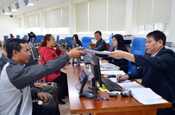 Trung tâm Phục vụ hành chính công: Bước tiến mới trong cải cách hành chính