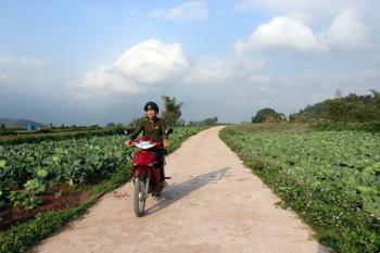 Xây dựng nông thôn mới ở Lộc Bình: Chủ động xã điểm
