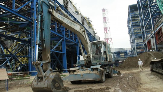 PVN đề xuất tháo gỡ vướng mắc cho dự án Nhà máy Nhiệt điện Thái Bình 2