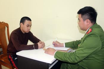 Công an huyện Chi Lăng: Phòng chống ma túy trên tuyến giao thông