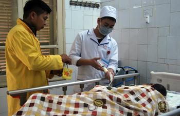 Khoa hồi sức cấp cứu, Bệnh viện Đa khoa tỉnh: Điển hình trong học và làm theo lời Bác