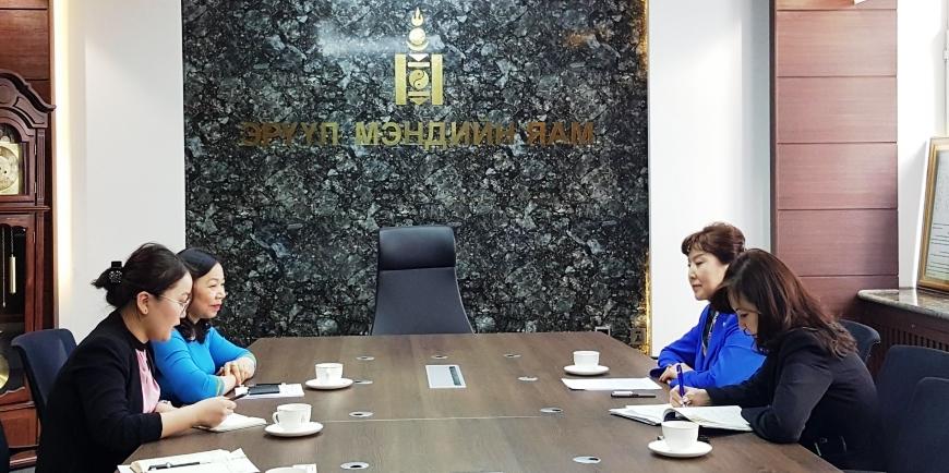 Việt Nam – Mông Cổ thúc đẩy hợp tác trong lĩnh vực y tế