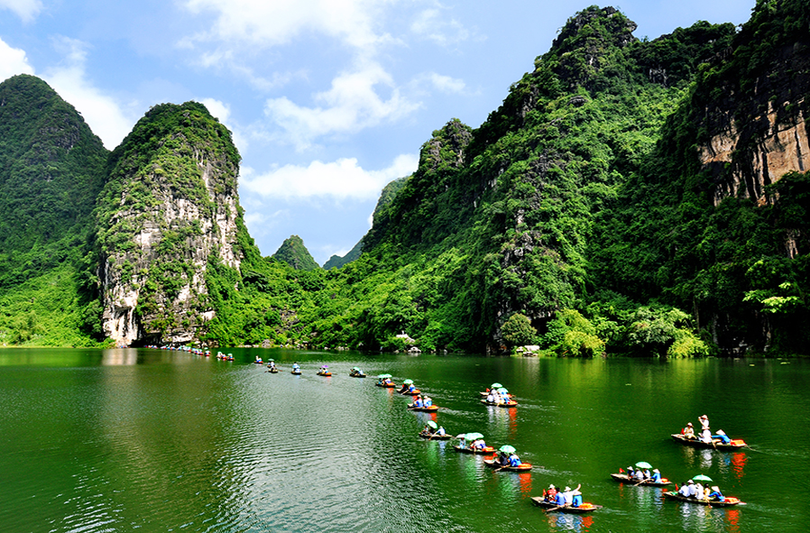 Năm Du lịch quốc gia 2020 tổ chức tại tỉnh Ninh Bình