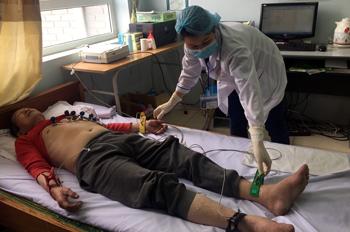 Trung tâm Y tế huyện Cao Lộc: Nâng cao chất lượng khám chữa bệnh