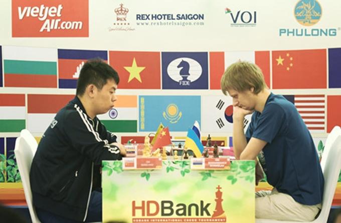Kỳ thủ Vương Hạo vô địch Giải cờ vua quốc tế HDBank 2019