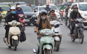 Hà Nội ô nhiễm không khí xếp thứ 2 trong khu vực Đông Nam Á