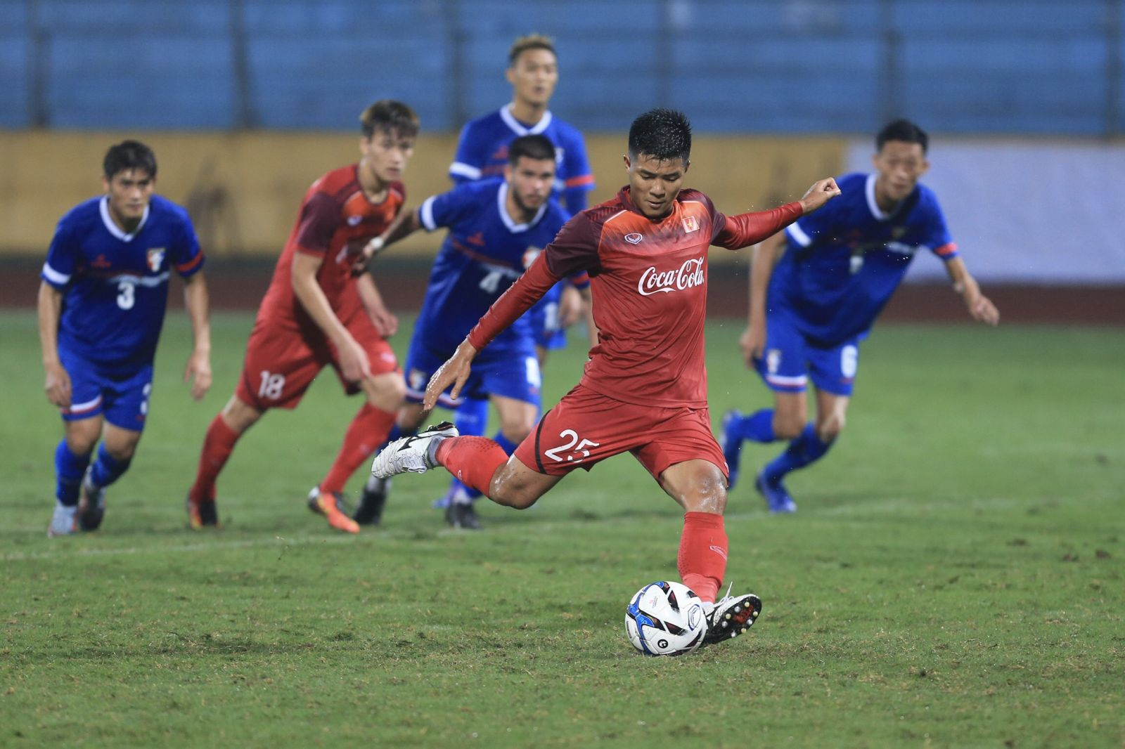 Đội tuyển U23 Việt Nam chia tay 5 cầu thủ