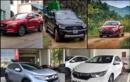 Top 10 mẫu xe bán chạy nhất tháng 2