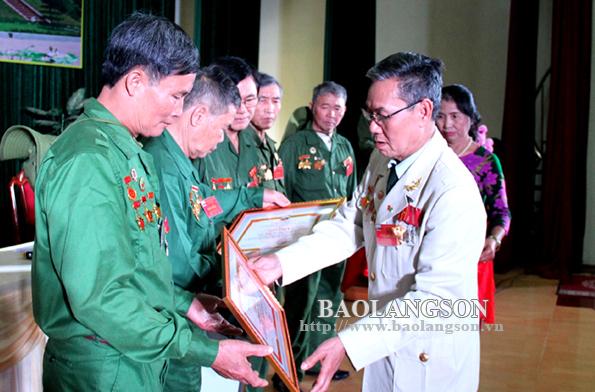 Hội Chiến sĩ bảo vệ thành cổ Quảng Trị năm 1972 tỉnh Lạng Sơn đại hội nhiệm kỳ 2019 - 2024