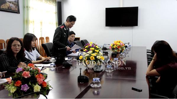 Lạng Sơn: Thêm 1 đối tượng bị xử lý vì đưa thông tin sai sự thật trên mạng xã hội