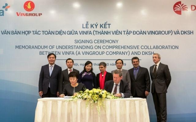 Vingroup ký hợp tác chiến lược phát triển dược phẩm với Thụy Sĩ