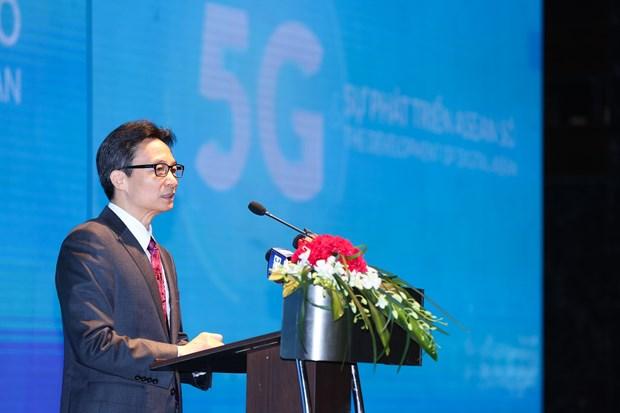 Chính phủ mong các doanh nghiệp đóng góp xây dựng mạng 5G phát triển