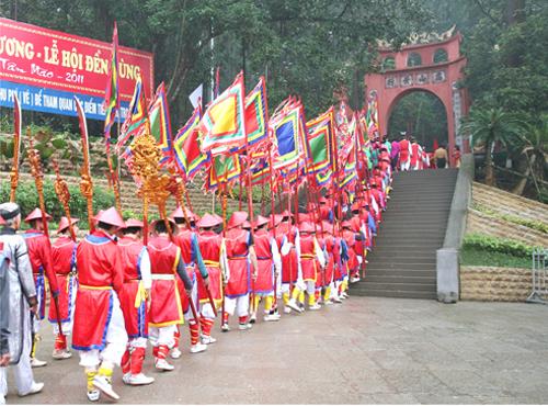 Giỗ Tổ Hùng Vương-Lễ hội Đền Hùng 2019: Đảm bảo thực hiện tốt