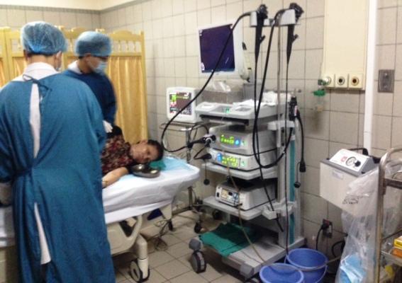 Khoảng 70% người Việt Nam nhiễm khuẩn HP gây bệnh dạ dày