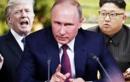 'Đọ' chữ viết tay của ba nhà lãnh đạo Trump, Putin, Kim Jong-un