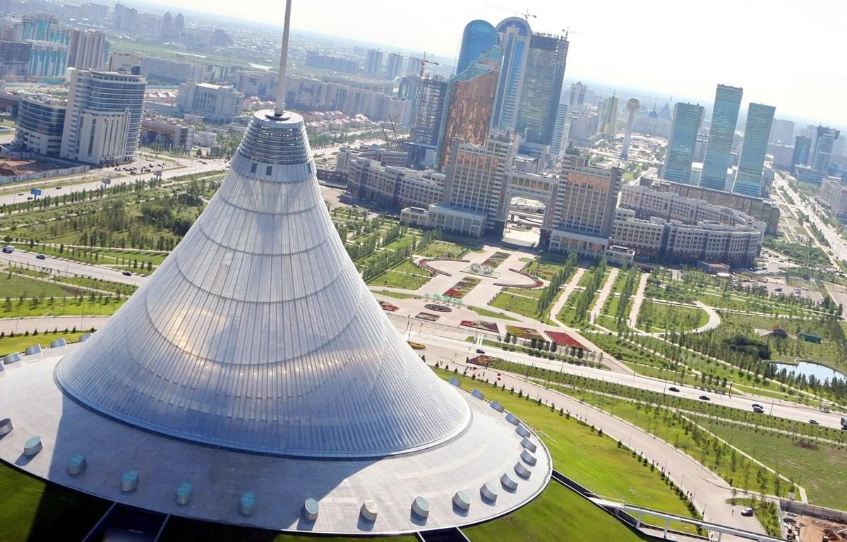 Thủ đô của Kazakhstan chính thức đổi tên thành Nur-Sultan