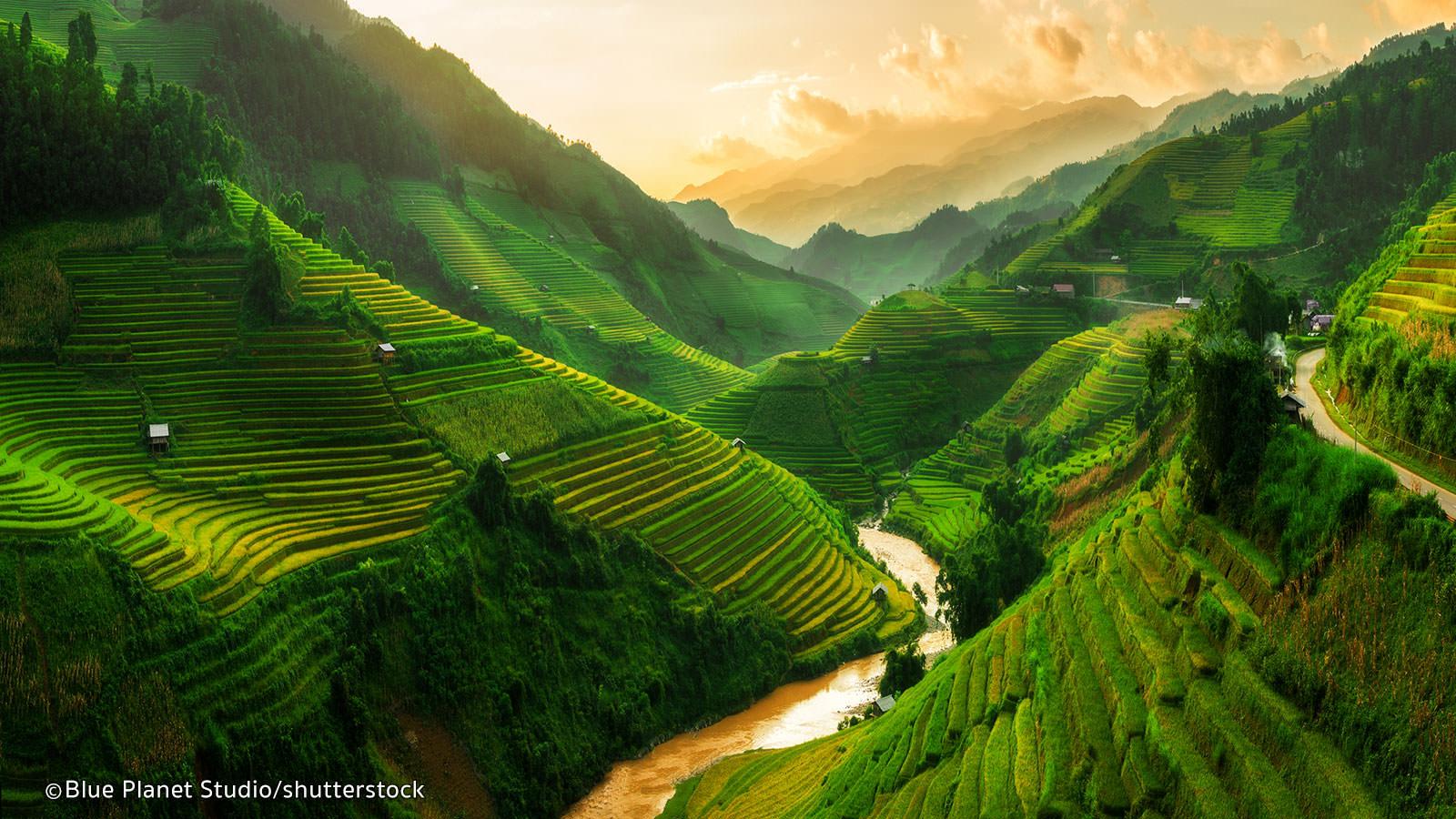 Vịnh Hạ Long, Sapa lọt top điểm du lịch hàng đầu Đông Nam Á