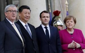 Lo bị đẩy sang bên lề, châu Âu thay đổi chiến lược với Trung Quốc