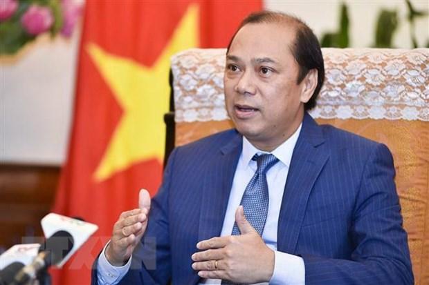 Canada và ASEAN thảo luận các biện pháp thúc đẩy quan hệ đối tác