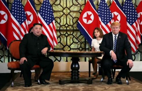Tổng thống Trump từng kêu gọi Triều Tiên chuyển vũ khí hạt nhân sang Mỹ